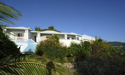 Villa LUCIE Happy Bay Friars Bay